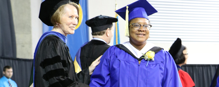 Connections – Dean graduation