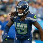 Football player Shaquem Griffin of the Seattle Seahawks