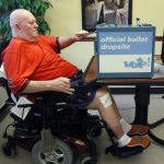 Majority of disabled voters in U.S. faced obstacles in casting ballots in '16