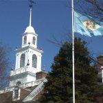 Legislative Hall in Dover Delaware