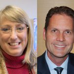 Family SHADE Project Director Karen Marsh and Danio Diary President John Hedberg