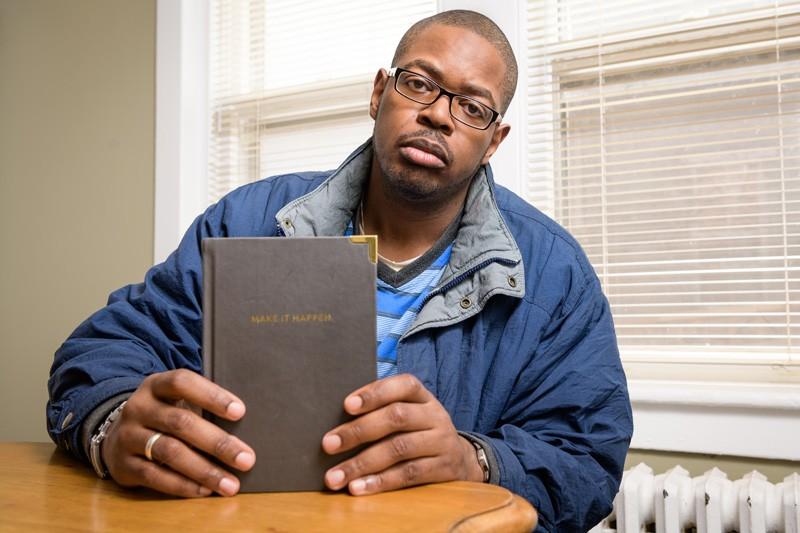 University of Delaware Career and Life Studies Certificate student Daniel Lanier
