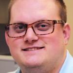 Administrative Assistant Blake Bossert