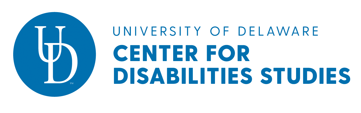 University of Delaware Center for Disabilities Studies logo