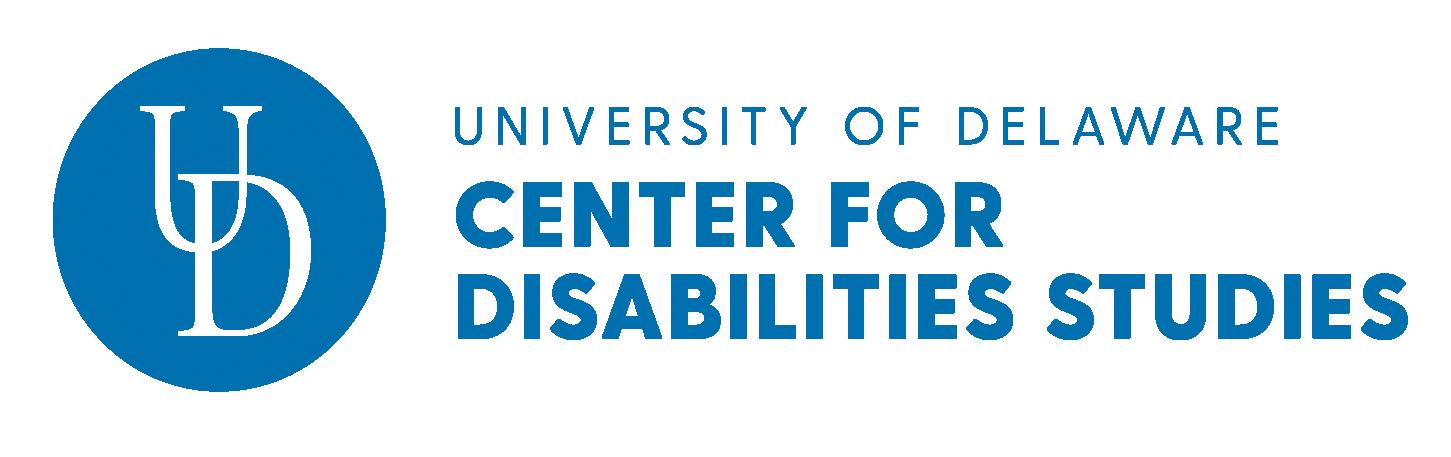 University of Delaware Center for Disabilities Studies logo
