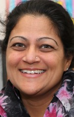 Family SHADE Project Coordinator Bhavana Viswanathan