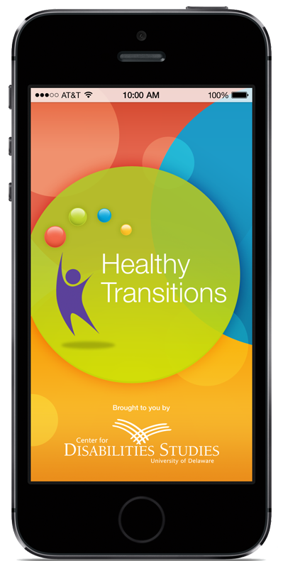 Healthy Transitions Smartphone App