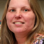 Administrative assistant Candy Greenleaf
