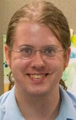 Outreach Associate Zachary Davis