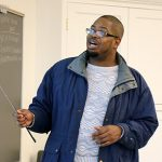 CLSC student and Think College Policy Advocate Daniel Lanier