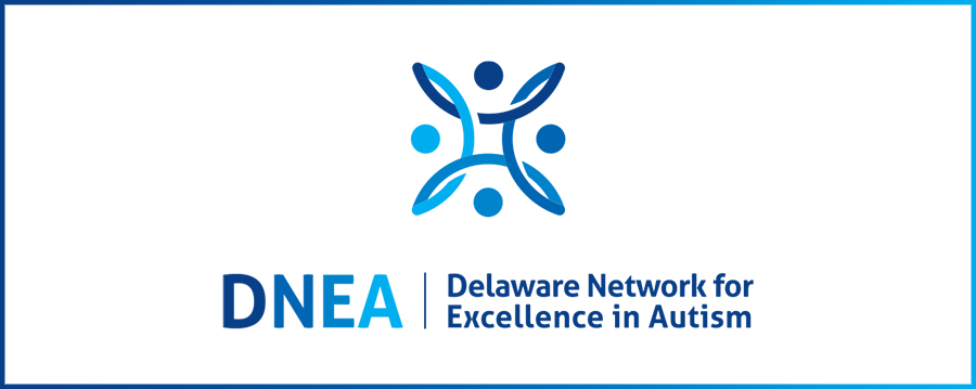 DNEA Delaware Network for Excellence in Autism logo