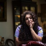 Female home health aide potrait