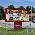 Howard T Ennis school in Georgetown Delaware