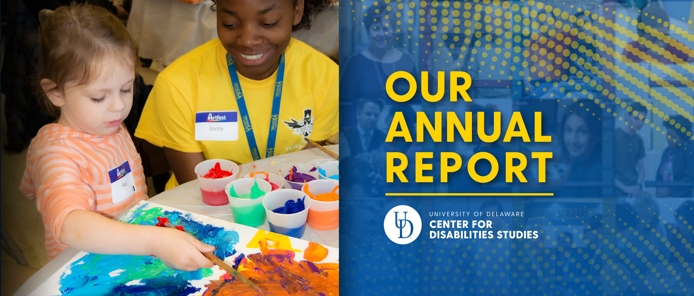2018 2019 Center for Disabilities Studies Annual Report