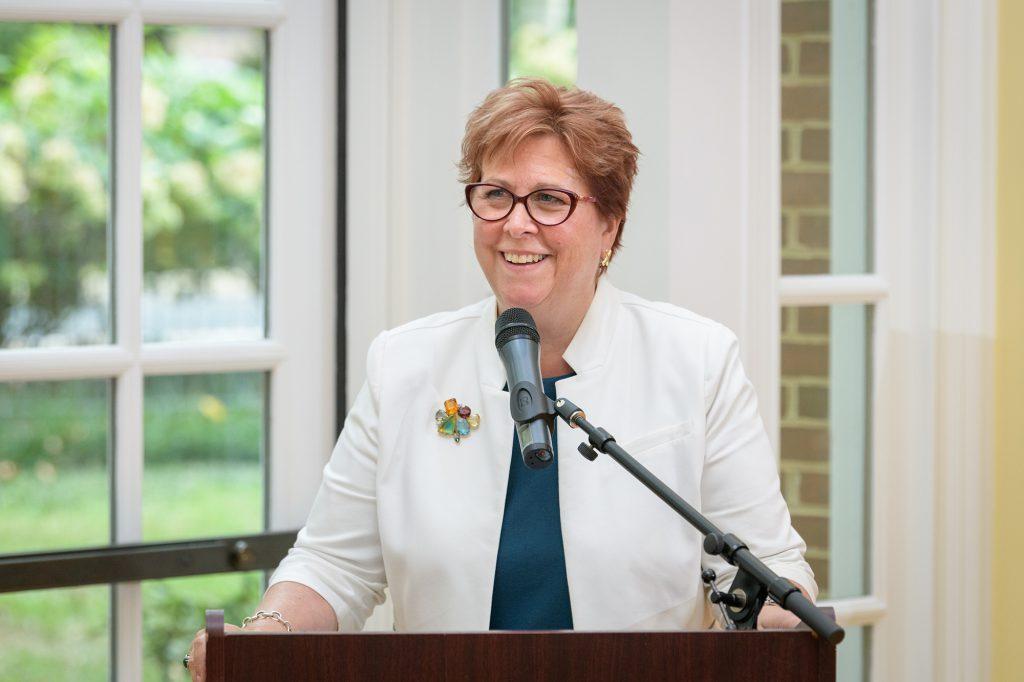 CDS director Beth Mineo