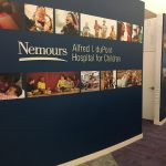 Interior of Nemours A.I. DuPont Hospital for Children