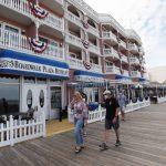 The Boardwalk Plaza Hotel in Rehoboth Beach Delaware