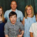 Delaware state senator Nicole Senator Poore and her family